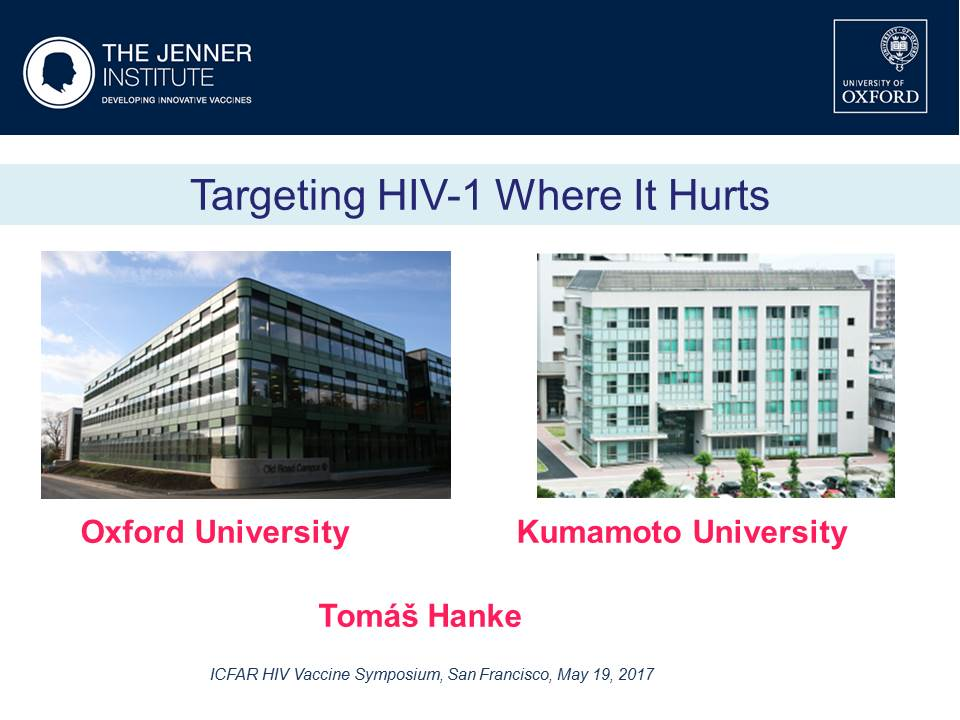 Targeting HIV-1 Where It Hurts