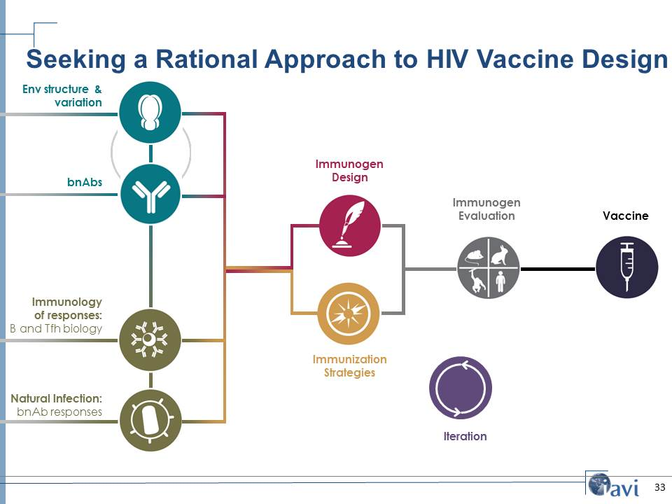 Seeking a Rational Approach to HIV Vaccine Design