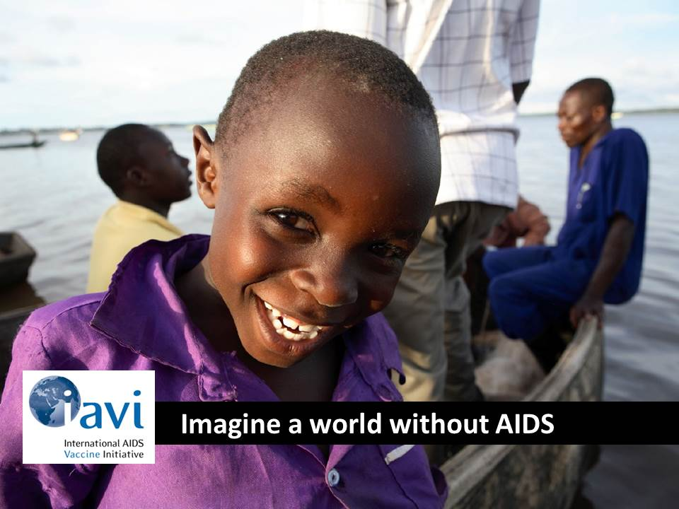Imagine a world without AIDS