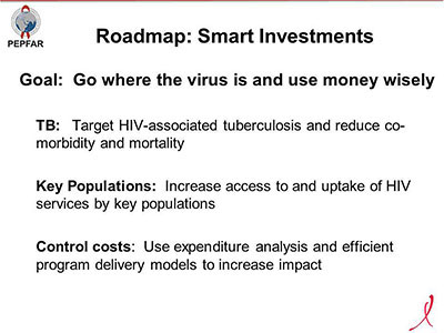Roadmap: Smart Investments