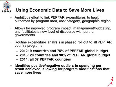 Using Economic Data to Save More Lives
