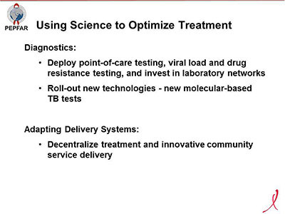 Using Science to Optimize Treatment
