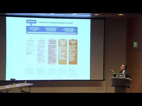 Nhan Tran: Disseminating Implementation and Dissemination Research