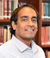 Photo of Satish Pillai, PhD