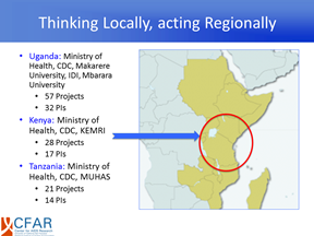 UCSF in East Africa